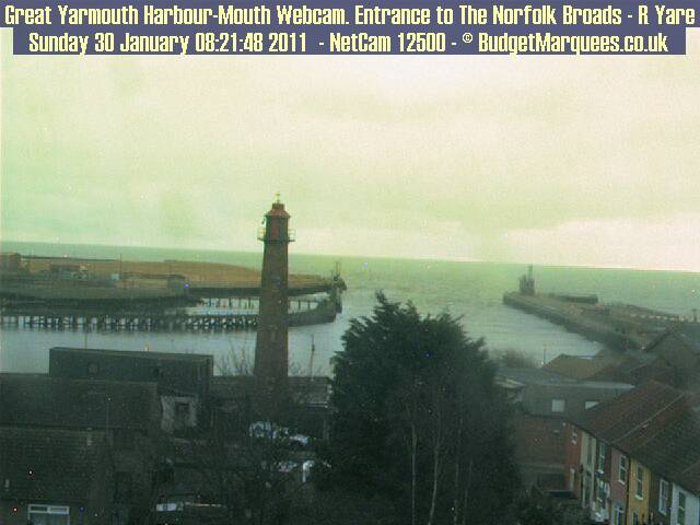 Great Yarmouth Harbour-Mouth