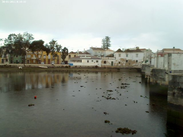 Tavira   Rio Gilao and Roman Bridge